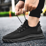 Men's Breathable Running Sports Shoes