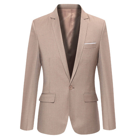 Men's Casual Suit