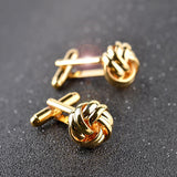Men's Twist Cufflinks
