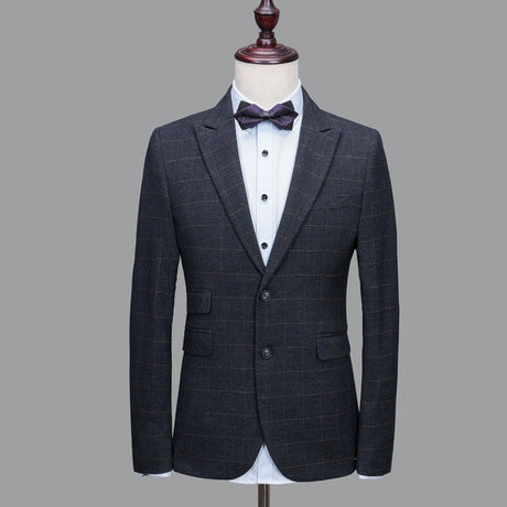 Men's Wedding Dress Three-piece Suit