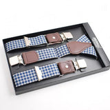 Men's Three-clip Y-strap