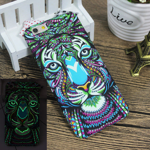 Animal Painted Mobile Phone Case