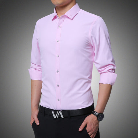 Professional Long-sleeved Shirt for Men