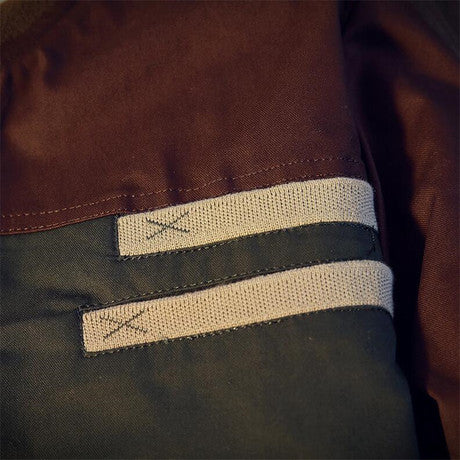 Men's Cotton Casual Military Coat & Jacket