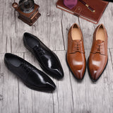 Men's Handmade Leather Shoes