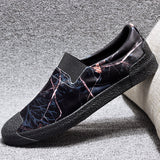 Men's Breathable Canvas Loafers