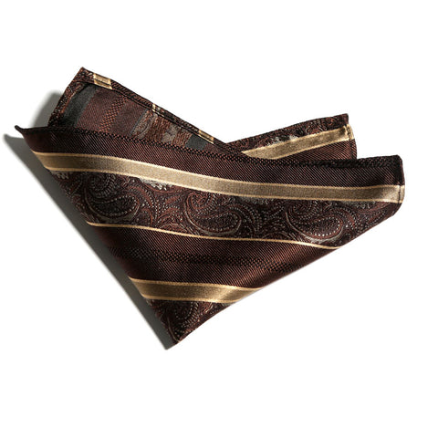 Men's Silk Handkerchief Pocket Squares