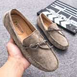 Men's Fashion Leather Driving Shoes