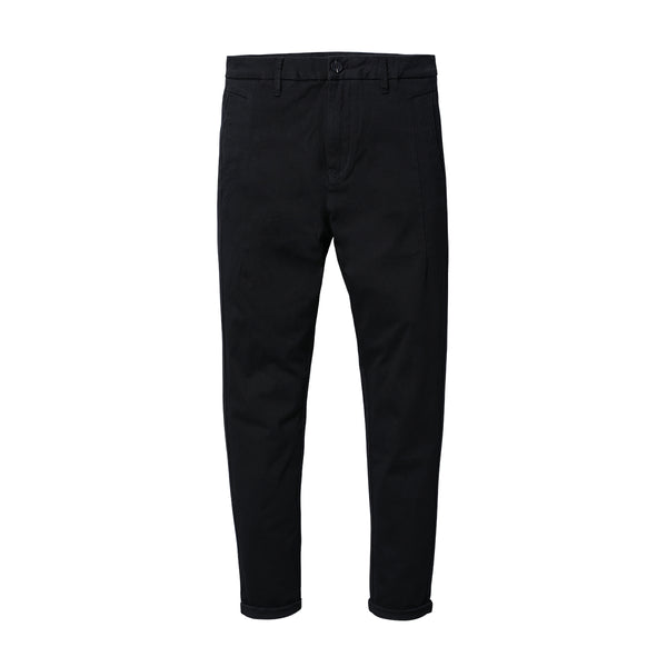 Men's Minimalist Slim Trousers