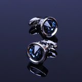 Men's Light Luxury Business Suit Cufflinks