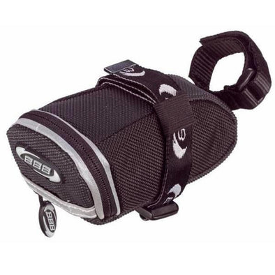 Bicycle saddle bag AeroPack in black from BBB