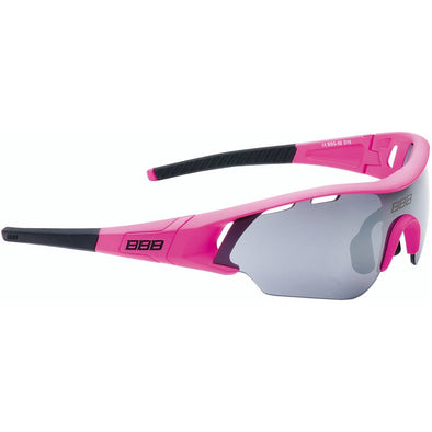 BBB Matt magenta summit riding sunglasses