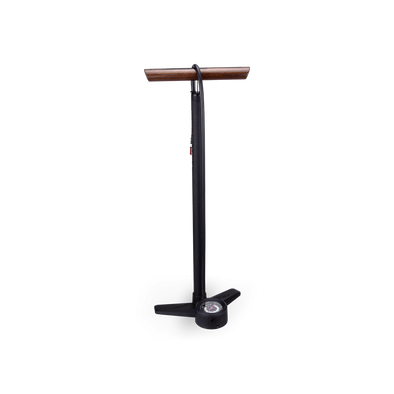 BBB Floor Pump Air Control in black