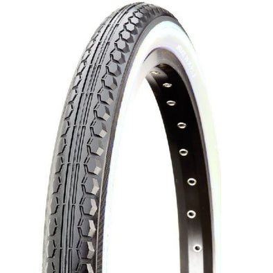CST C213 20x1.75 White Wall Tyre