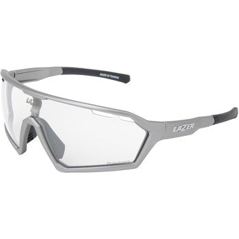 Lazer Walter Matte Titanium/Crystal Photochromic Glasses
