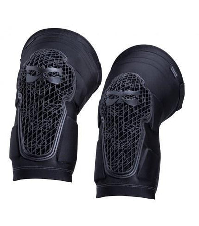 Kali Strike knee pads in black