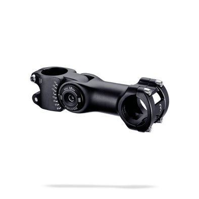 BBB highsix oversize adjustable stem available in 90mm, 110mm, 130mm