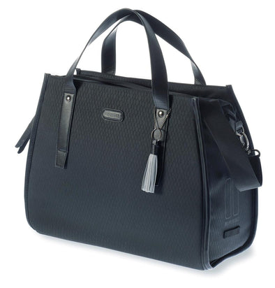 Basil Noir Business Bag in black