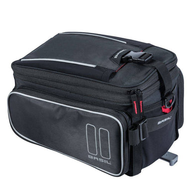 Basil Sport Design TrunkBag, MIK Topcase for Lug.Carrier 7 - 15 L