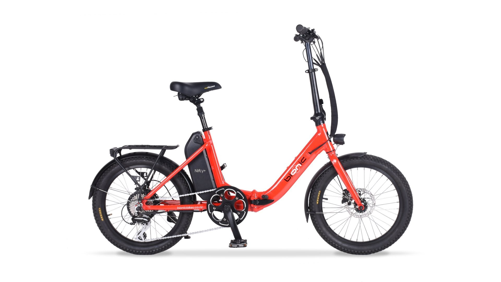 Bionic Nifty Plus Folding Bike 2020