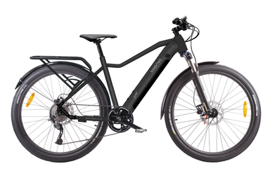 Bionic Sprint Sensordrive - Commuter bike in black