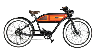 Maverick cruiser e-bike by micheal blast