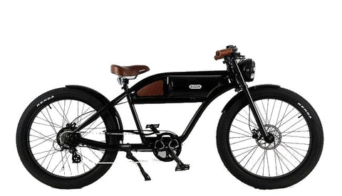 Maverick Cruiser E-Bike by Michael Blast