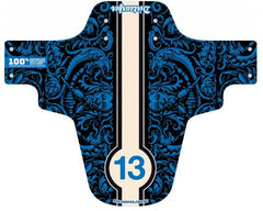 Dirtsurfer Blue Demons Mudguard