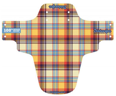 Dirtsurfer Plaid to the Bone 3 Mudguard