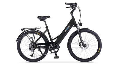 Bionic City-X2 Sensordrive electric bike with hub motor