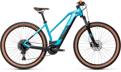 Cube Reaction Hybrid Pro Trapeze 625 Hardtail Ebike
