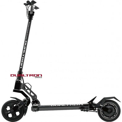 Dualtron Electric Mini Scooter in black - side view