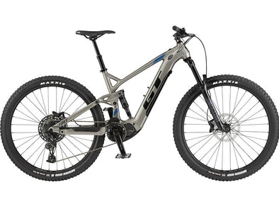 GT Force AMP 2021 - Full suspension E- Mountainbike