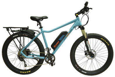 Evinci Infinity electric mountain bike with hub motor