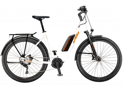 KTM Aera SE3 LFC White Electric City / Commuter bike