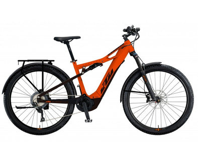 KTM Chacana Full Suspension Commuter E-bike