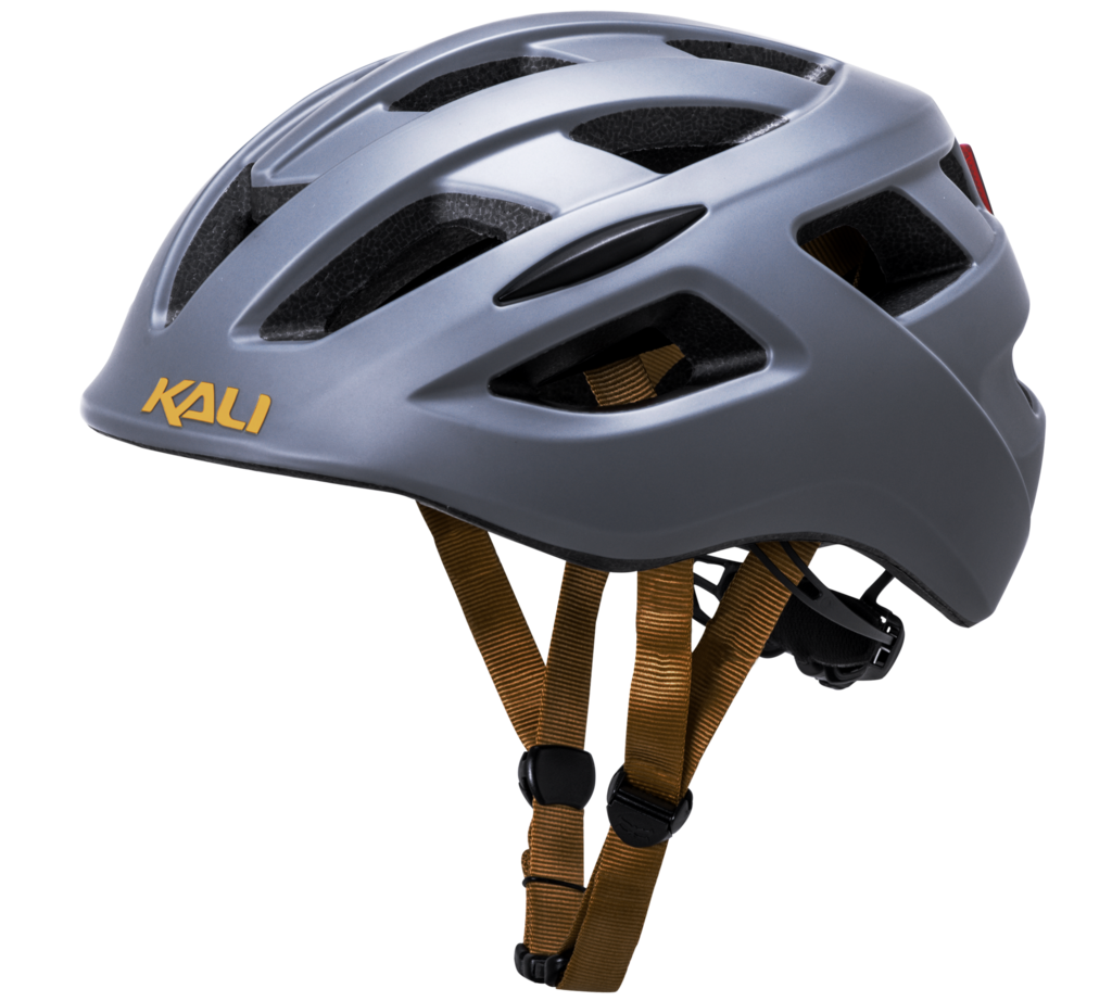 Kali Central Helmet with rechargeable rear light