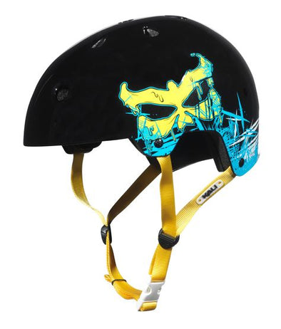 Kali Maha Monster Black Youth Helmet