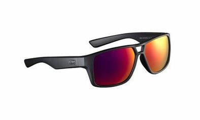 Leatt Sunglasses in core black with mirror glasses
