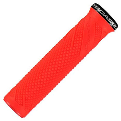 Lizard Skins Danny MacAskill Lock-On Grips in red