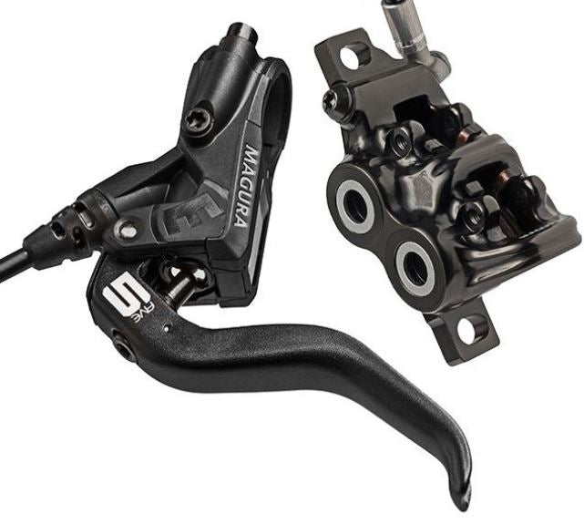 Magura MT5 2-Finger Brake set (1 lever+caliper)