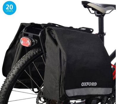 Oxford 20L Double Pannier Bag