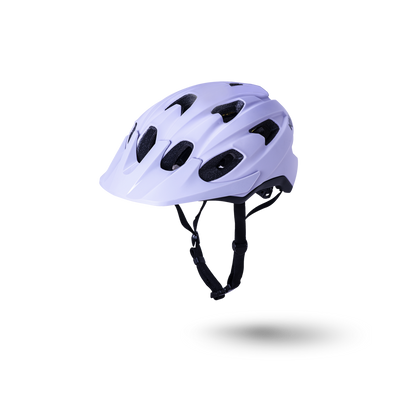Kali Pace helmet in white side view