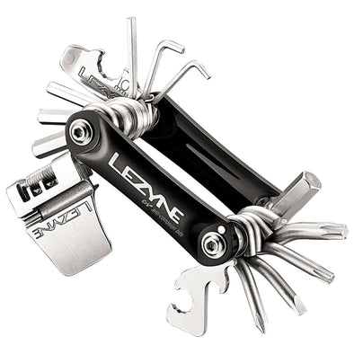 Lezyne multi tool rap 20 in black
