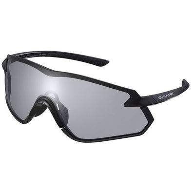 Shimano Eyewear S-Phyre Photochromic Lense Black