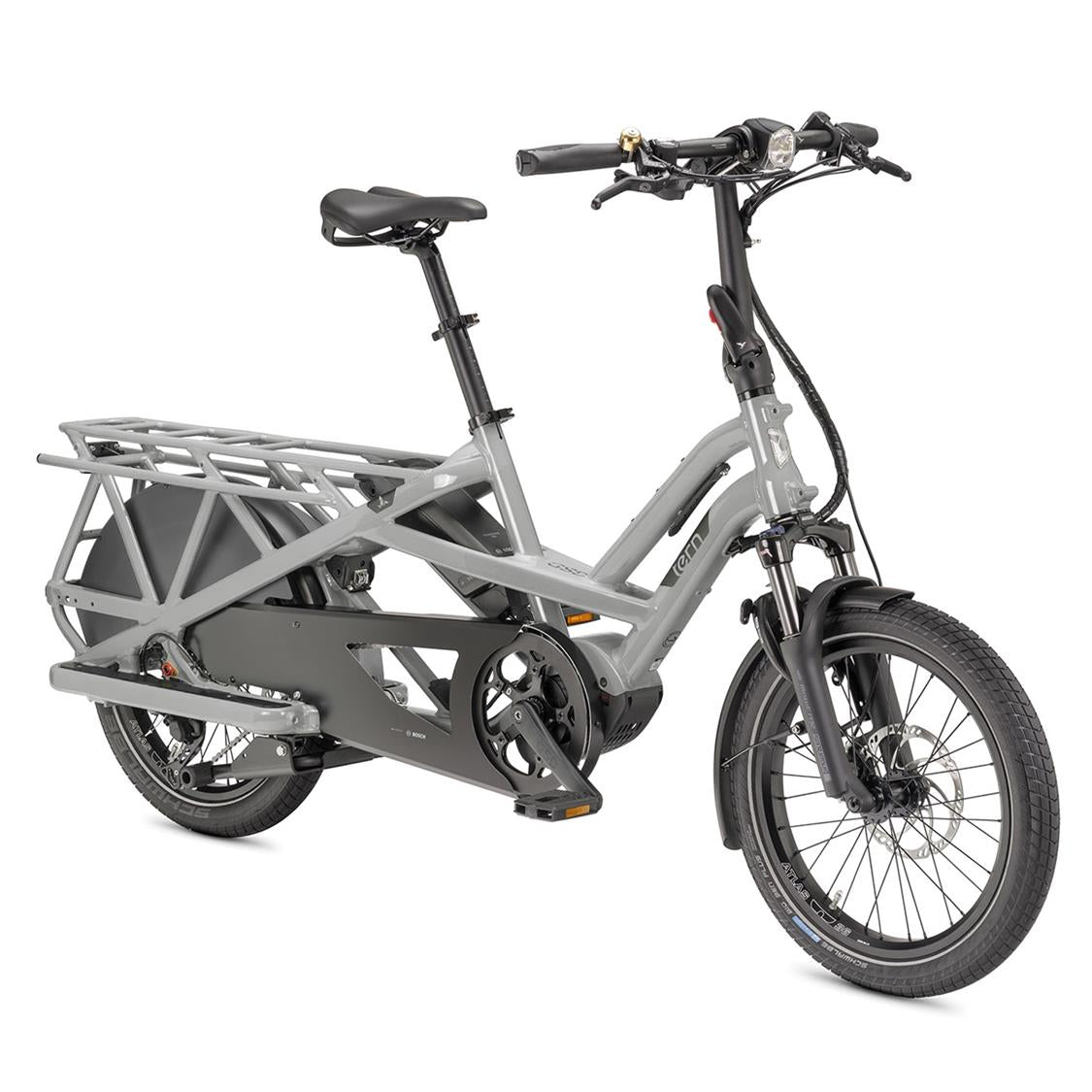 TERN GSD (Get Stuff Done) Cargo E-Bike | 2021