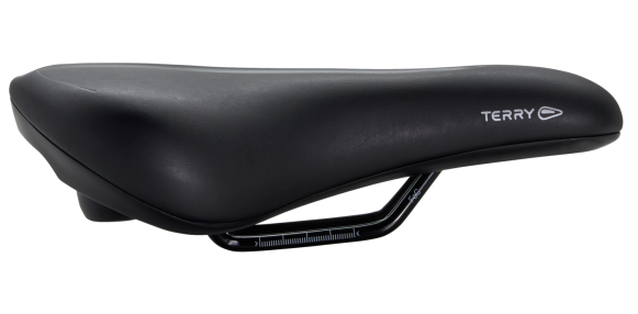 Womans Terry Fisio Saddle By Ergon