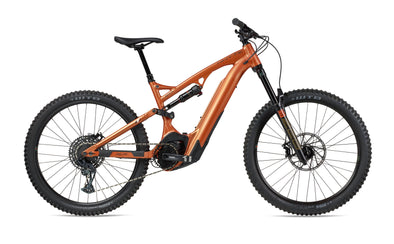 Whyte Full Suspension E-Bike 160 S V-1 in Orange