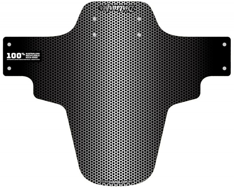 Dirtsurfer Punched Metal Mudguard