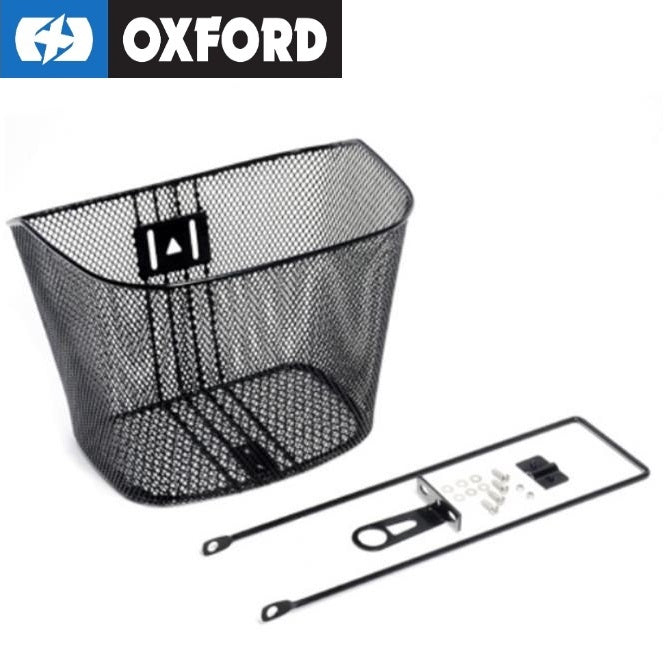 Oxford Wire Basket with Stays